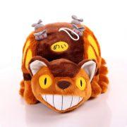 My Neighbor Totoro Cat Bus Plush Toy from World of Ghibli