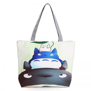 My Neighbor Totoro Shopping / Beach Tote from World of Ghibli