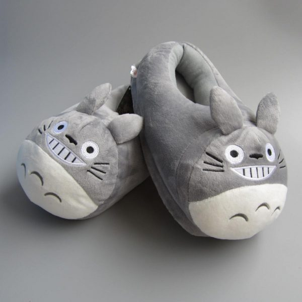 My Neighbor Totoro Slippers from World of Ghibli