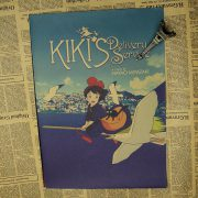 Kiki's Delivery Service Movie Poster from World of Ghibli