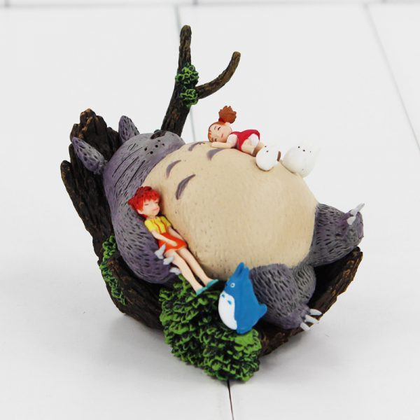 My Neighbor Totoro Collectible Figurine from World of Ghibli