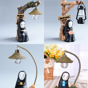 Spirited Away Night Light Lamp from World of Ghibli