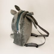 My Neighbor Totoro Plush Backpack from www.worldofghibli.com