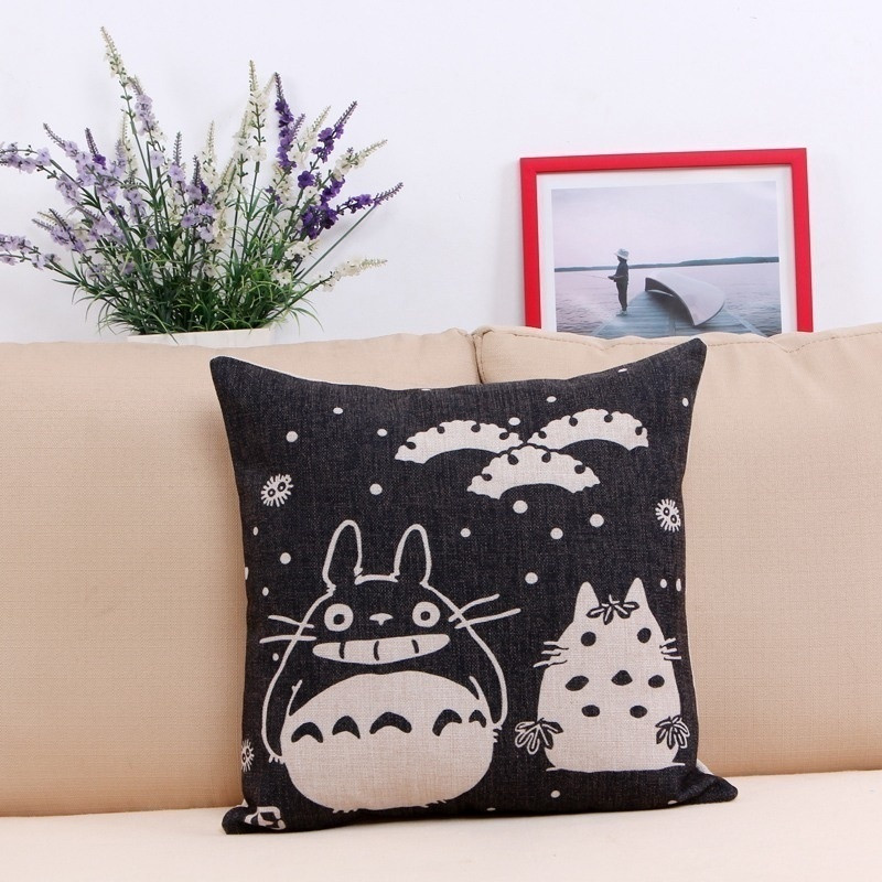 Beau ... My Neighbor Totoro Cushion Covers From World Of Ghibli ...