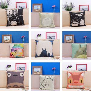 My Neighbor Totoro Cushion Covers from World of Ghibli