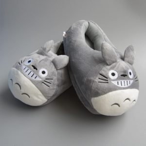 My Neighbor Totoro Slippers from World of Ghibli