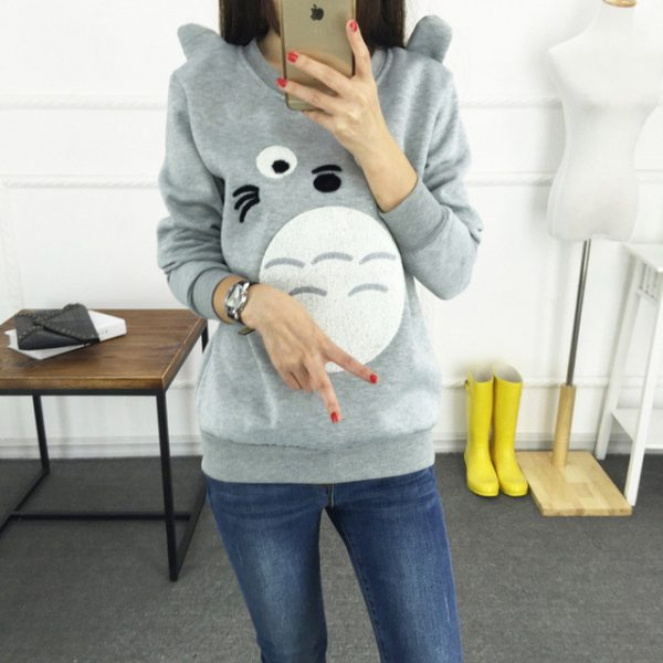 My Neighbor Totoro Women's Sweater from World of Ghibli