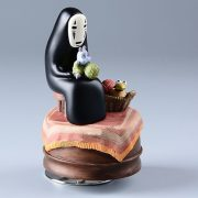 Spirited Away Musical Figurine - No-Face - from World of Ghibli