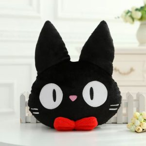 Kiki's Delivery Service Jiji Cushion from World of Ghibli