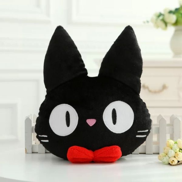 Kiki's Delivery Service Jiji Cushion from World of Ghibli