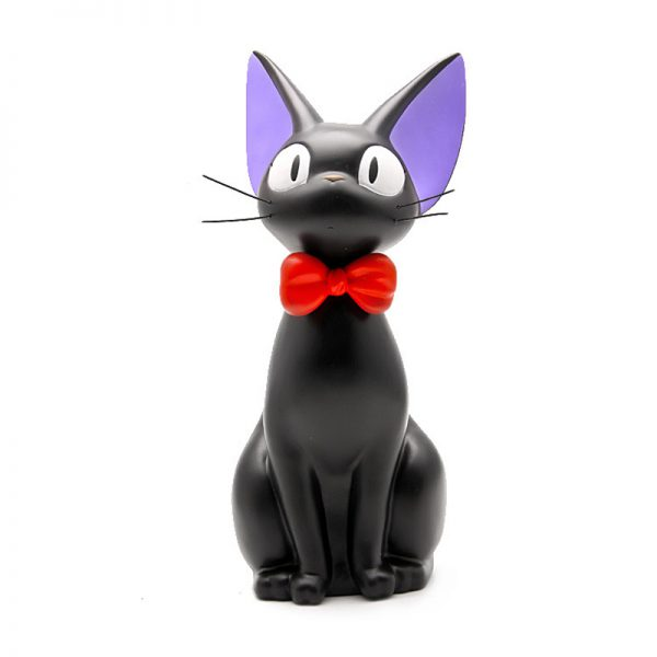Kiki's Delivery Service Piggy Bank – Jiji – from World of Ghibli