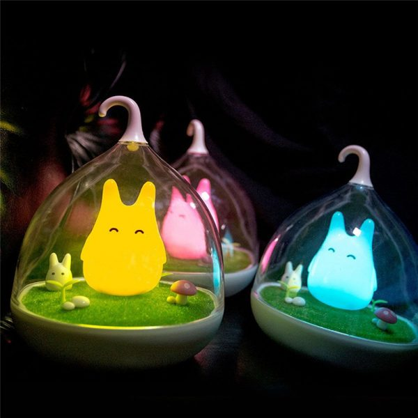 Forest Spirit LED Night Light Lamp from www.worldofghibli.com