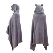 My Neighbor Totoro Fleece Snuggle Cape from www.worldofghibli.com